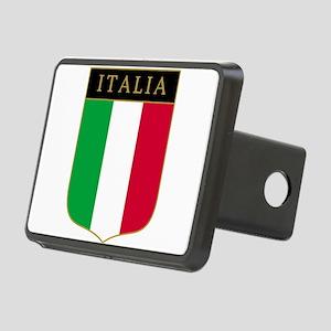 Italia Rectangular Hitch Cover