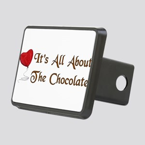chocolate011 Rectangular Hitch Cover