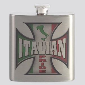 italy T-Shirt Flask