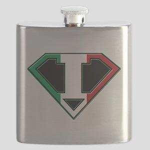 italian superman Flask