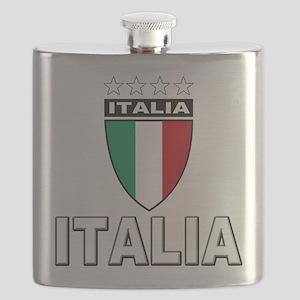 2-italia soccer Flask