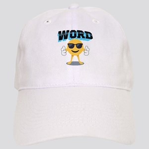 Word Cool Bro Baseball Cap