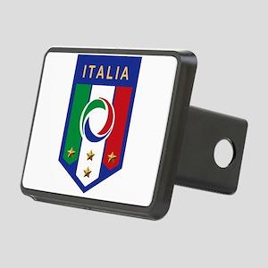 italian emblem Rectangular Hitch Cover