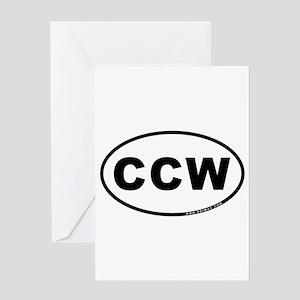 CCW Greeting Card