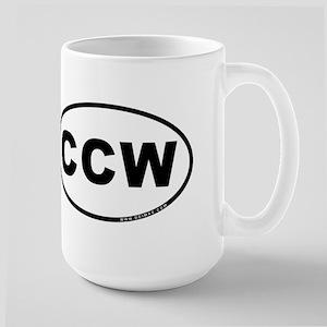 CCW Large Mug