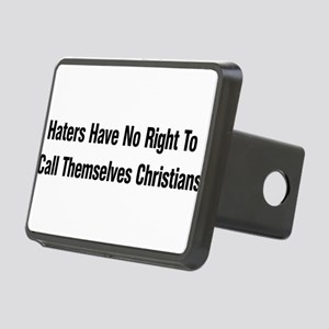 anti_christian01 Rectangular Hitch Cover