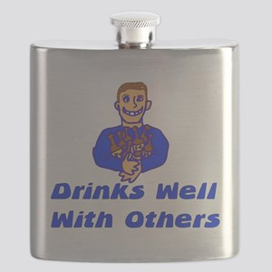 drinks_well01 Flask