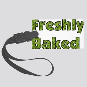 baked01 Large Luggage Tag