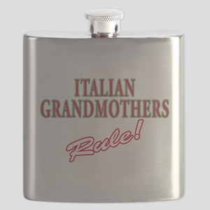 Italian Grandmothers Flask