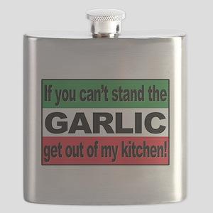 itt aint sauce(blk) Flask