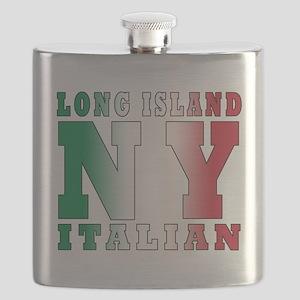 italian Long island T-Shirt Flask