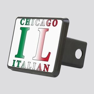 chicago Italian Rectangular Hitch Cover