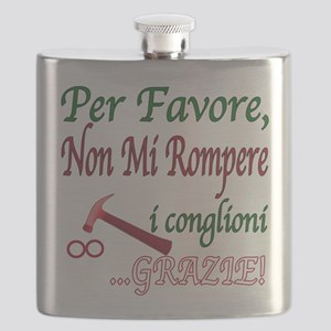 italian saying Flask