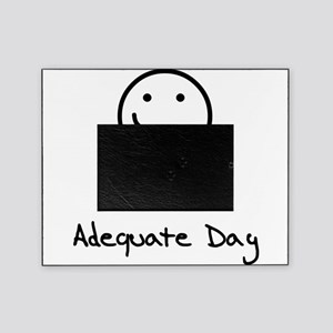 humor_adequate01 Picture Frame