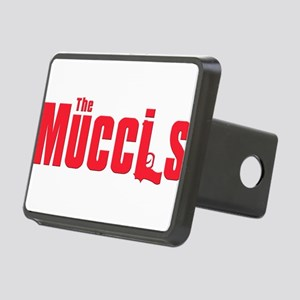 2-mucci(blk) Rectangular Hitch Cover