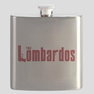 lombardos(white) Flask