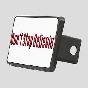 Dont stop believen(blk)T-Shirt Rectangular Hit