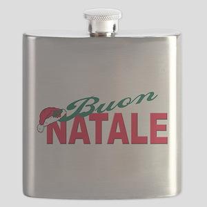 buon natale(blk)hat Flask
