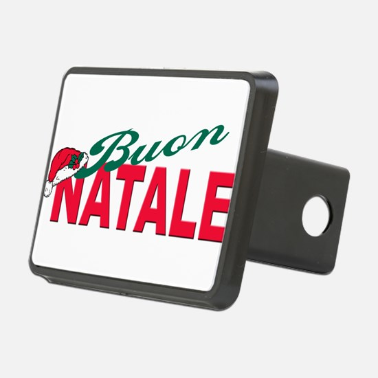 buon natale(blk)hat.png Hitch Cover