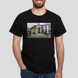 Plaza de Quevedo Dark T-Shirt