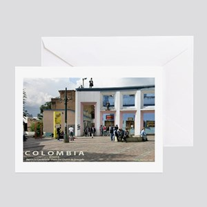 Plaza de Quevedo Greeting Cards (Pk of 10)