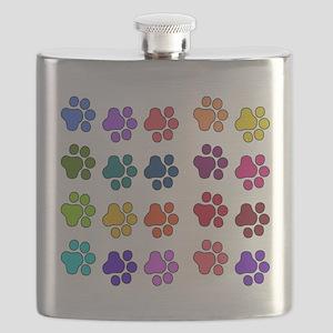 rainbowpaws01 Flask