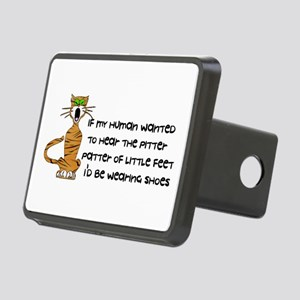child_free_cat01 Rectangular Hitch Cover