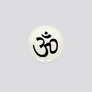 Yoga Icon Mini Button