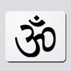 Yoga Icon Mousepad