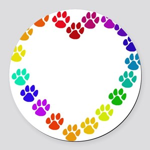 catheart01 Round Car Magnet