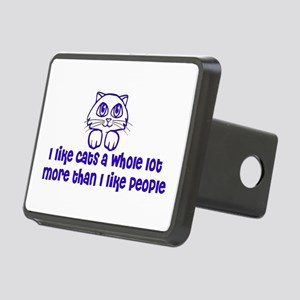 cat_lover001 Rectangular Hitch Cover