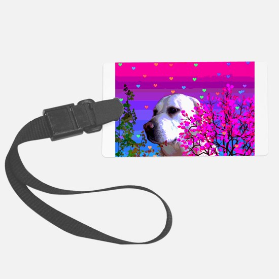 doggies04a.png Luggage Tag