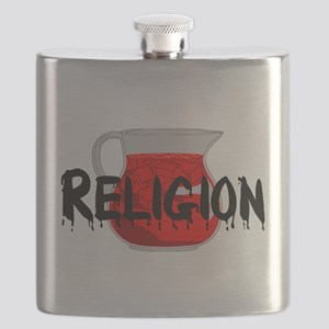 Religion Brainwashing Drink Flask