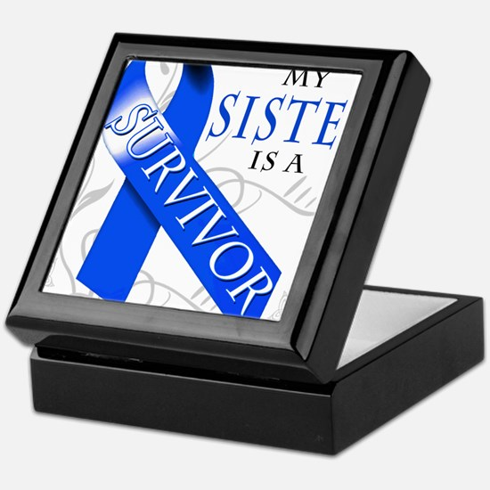 My Sister is a Survivor Keepsake Box