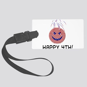 happy4thc Large Luggage Tag