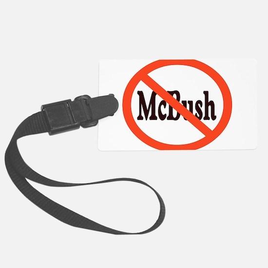 McBush01.png Luggage Tag