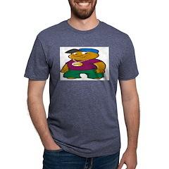 Booo! Mens Tri-blend T-Shirt