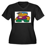 Booo! Plus Size T-Shirt