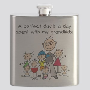 GRANDPASTICKPERFECTDAY Flask