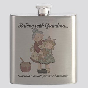 BAKINGWITHGRANDMAtee Flask