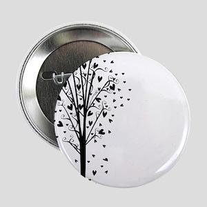 "Heart Tree 2.25"" Button"