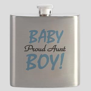 BABYBOYPROUDAUNT Flask