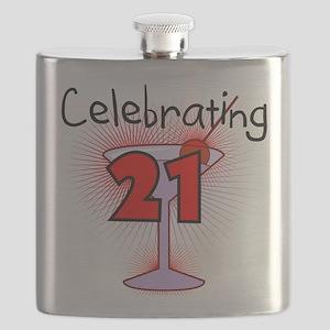 CELEBRATINGBDAY21 Flask