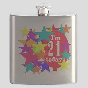 BLACKTEE21 Flask