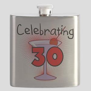 CELEBRATINGBDAY30 Flask