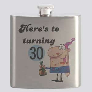 CHEERSTO30 Flask