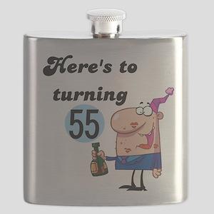CHEERSTO55 Flask