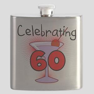 CELEBRATINGBDAY60 Flask