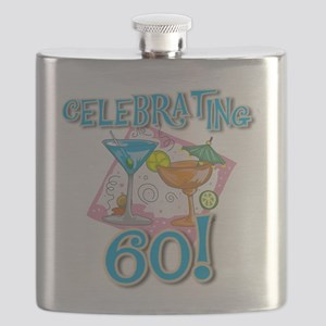 tropicalcelebrate60 Flask