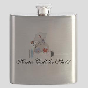 NURSESCALLTHESHOTS Flask